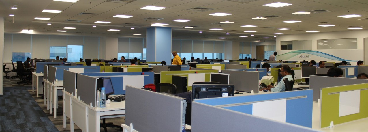 Vitech..a great place to work